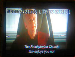 The Jedi Council is made up of Presbyterians?!?!?