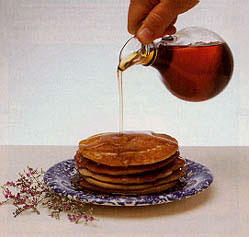 Oh no, here comes the syrup...