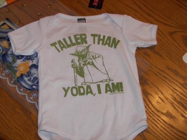 Taller Than Yoda