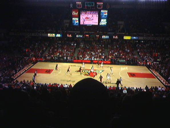 U of L vs. Georgetown College